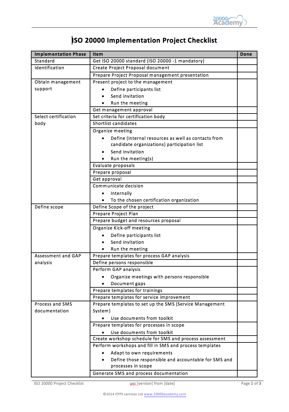 ISO20000_Implementation_Project_Checklist_20000Academy_EN.png
